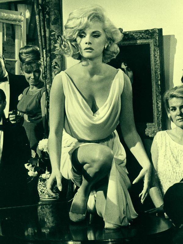Famous Italians ~ #famousItalians #Italians #celebrities ~ Virna Lisi
