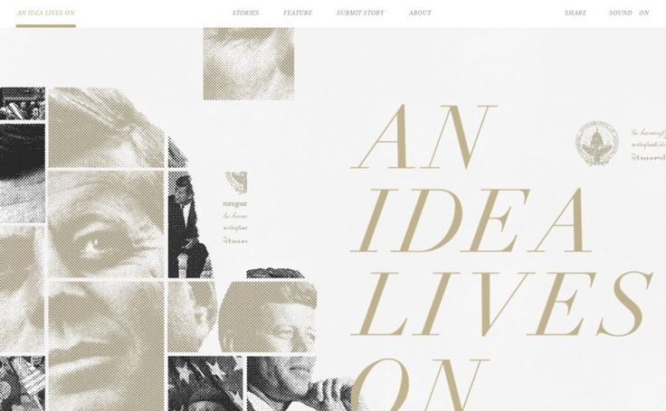 An Idea Lives On — siteInspire