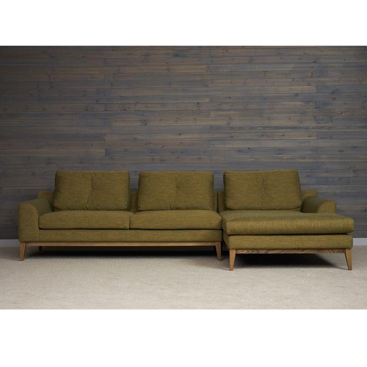 Sectional Sofa Olive Green: Best 25+ Atomic Decor Ideas On Pinterest