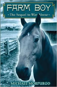 During a stay at his grandfather's farm in Devon, a young boy discovers how different farming was when his grandfather was a boy.   Sequel to War Horse.