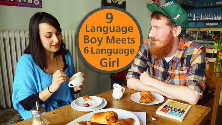 9 Language Boy meets 6 Language Girl. Some #language magic can happen :) Re-pinned by #Europass