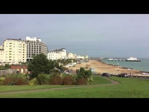 John Renbourn - Bicycle Tune (With Views of Eastbourne Seafront, Autumn 2017) - YouTube