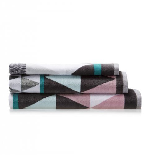Nomad Velour Towel Range