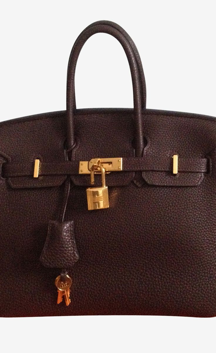 Hermès Chocolate Brown Handbag | VAUNTE