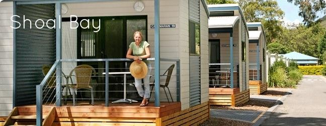 Accommodation | Port Stephens Beachside Holiday Parks. These villas look great for our Port Stephens stay. http://www.shoalbayholidaypark.com.au/our-holiday-parks/shoal-bay-holiday-park/shoal-bay-accommodation