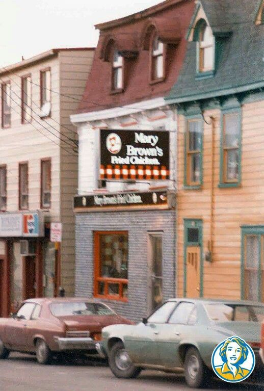 1970s Mary Browns downtown St. John's