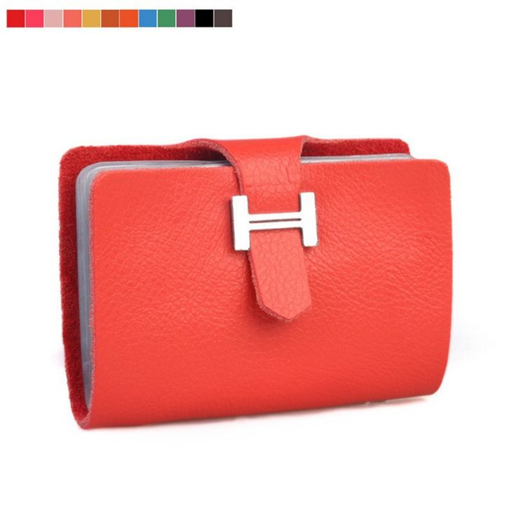 Free shipping 100% Genuine leather card holder , Wholesale card case wallet cc02 <3 Offer can be found by clicking the image