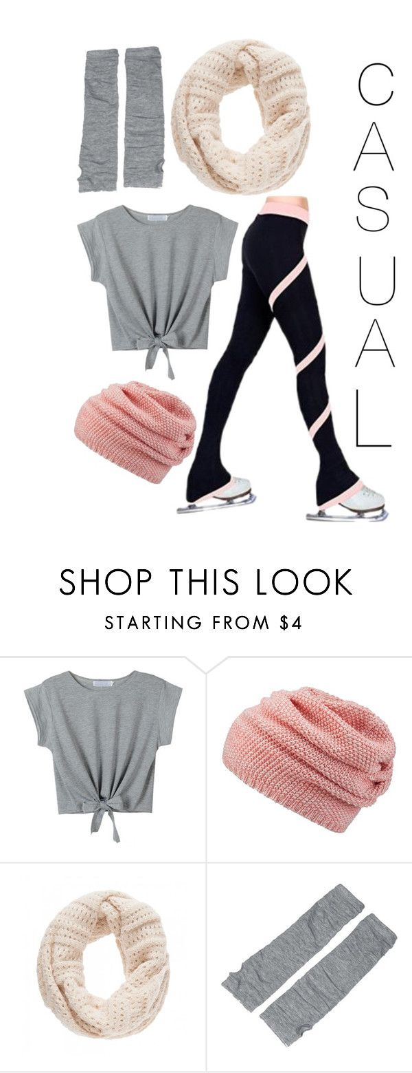"""Casual ICE skating"" by silkbass ❤ liked on Polyvore featuring maurices and Forever New"