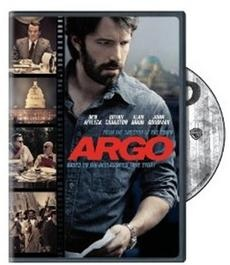 """Buy Thriller DVD of Argo Movie in English on Infibeam with the lowest price in India. Argo is a 2012 Hollywood thriller movie directed by Ben Affleck; it is a dramatization of and is based on a 2007 article about the """"Canadian Caper"""". You can also get benefits of Free Shipping and COD across India within 48 hours from Infibeam.com"""