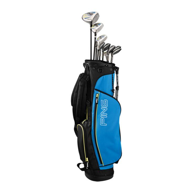 Tienda Online de Set Completo de palos de golf PING Junior Thrive niños palos de golf en www.golf.co la verdadera tienda online de golf para Bogota y Colombia