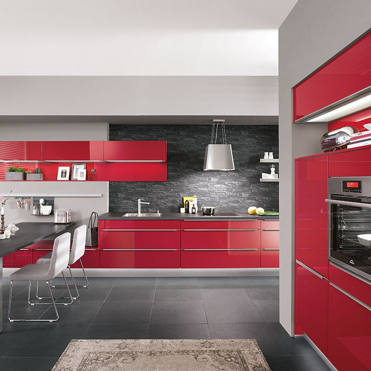 13 best Nobilia German Kitchens images on Pinterest Decoration - nobilia küche pia