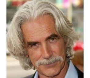 Actor, Sam Elliott...one of the sexiest men to walk the planet. We all age, but some do it with more style than others.