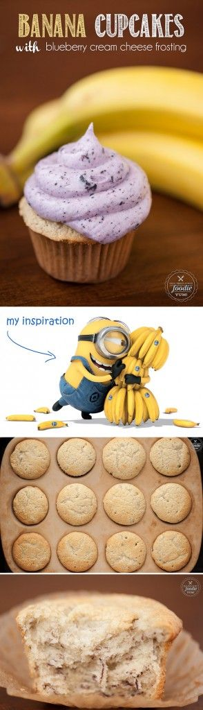 This is the best recipe for super soft, light and fluffy, tasty and delicious homemade Banana Cupcakes that your entire family will love.