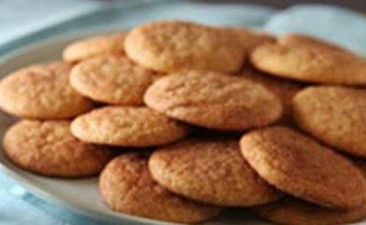 Recette : Biscuits à la Vanille.