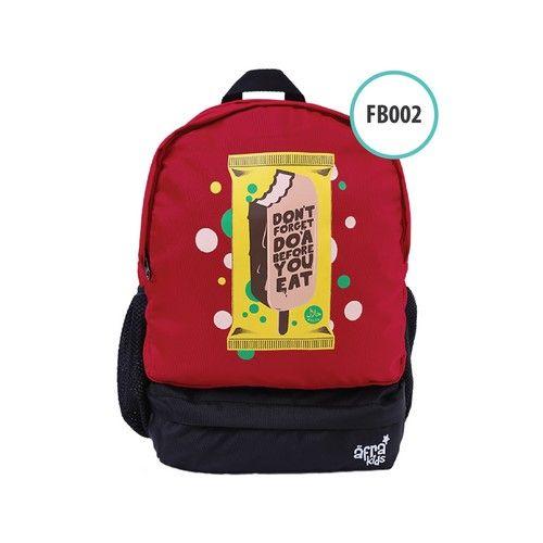 Backpack Afrakids FB002