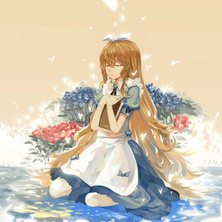 Alice in Wonderland- Alice