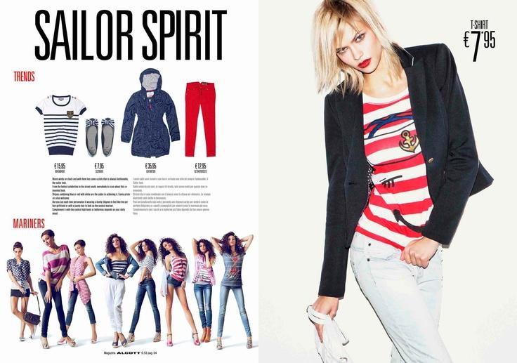 ALCOTT T-Shirts and Clothing Brand Story of Alcott http://goo.gl/IMCcA