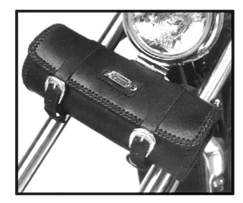 No Need For Any Mounting Hardware Or Support Brackets. Just Put Under Passenger Seat Over The Rear Fender And Tie-Down To The Motorcycle Frame Using The Attached Leather Tie-Downs On Each Bag. You Can Easily Choose How High Or Low You Want To Hang The Bags By Adjusting The Center Strap. These Are Designed Not To Flop Around In The Wind Or Get Into The Rear Wheel And Also To Give Adequate Leg Space For The Passenger.