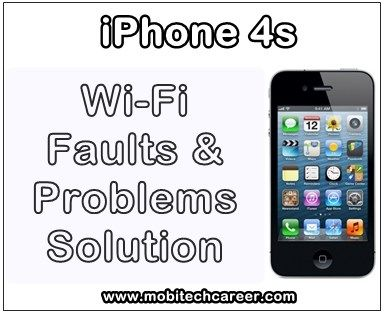 Apple iPhone 4s Repair - How to Fix Wifi Wireless Internet Connection Not Working Problems http://ift.tt/2w6iIe9
