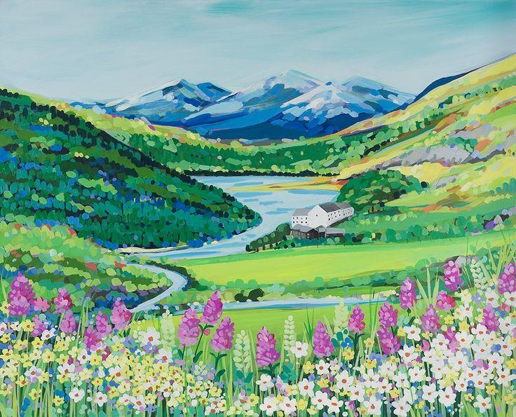 Snowdon Flowers