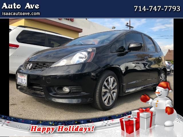 Used 2013 Honda Fit Sport 5-Speed AT with Navigation for Sale in Los Angeles, Korea Town CA 90006 Auto Ave