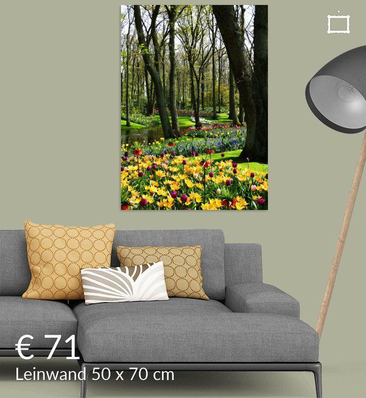 Keukenhof 3 Holland Poster Iwona Sdunek Alias Anowi