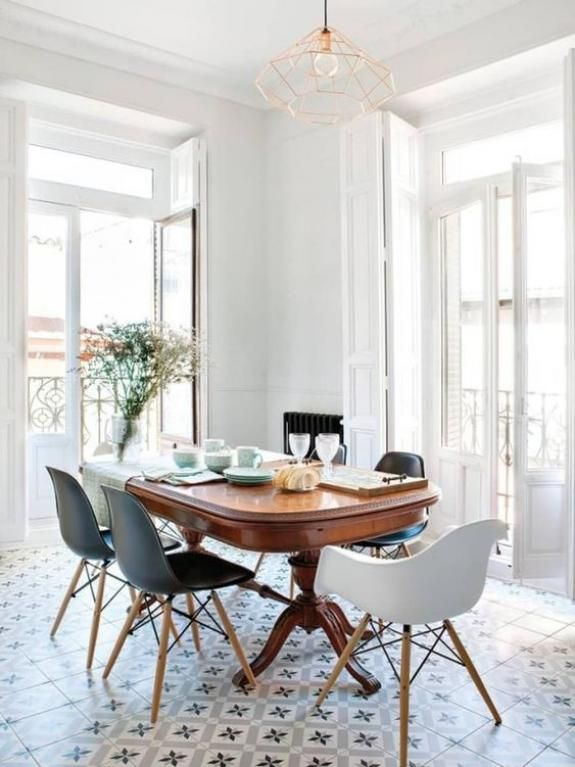 Awesome Modern Traditional Dining Room Decor Ideas In 2020