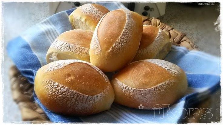 Bäckerbrötchen über Nacht