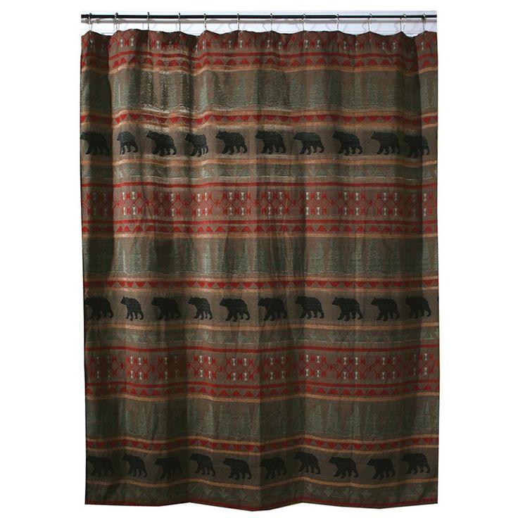 Lodge Themed Bathroom Decor: 95 Best Bear Themed Furniture & Decor Images On Pinterest