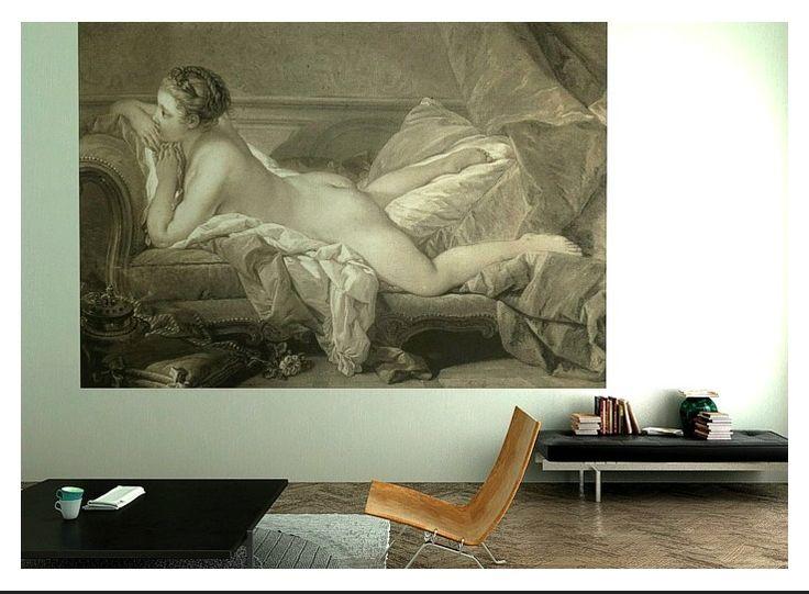 """Carta daparati Colour & Life: Francois Boucher """"L'Odalisque Blonde"""". Dimensioni: 250 x 190 cm. Prezzo: 208,95 euro.   http://www.color24.eu/index.php"""