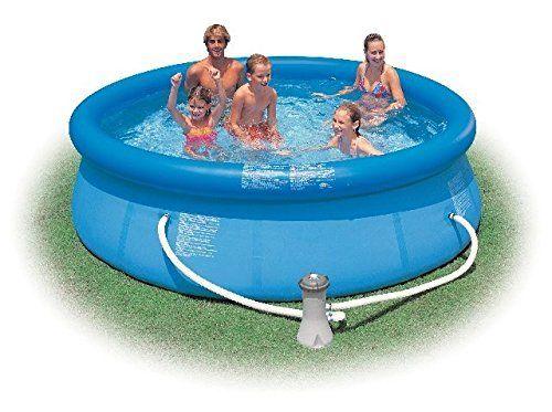 Buy Intex 10-Feet x 30-Inch Easy Set Pool