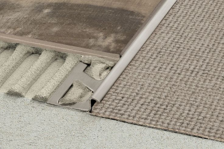 RENOTK Carpet to tile transition, Carpet tiles, Tile edge