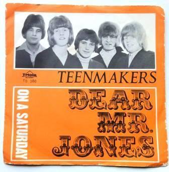 Teenmakers: Dear Mr. Jones, Triola TD 380 - 1969