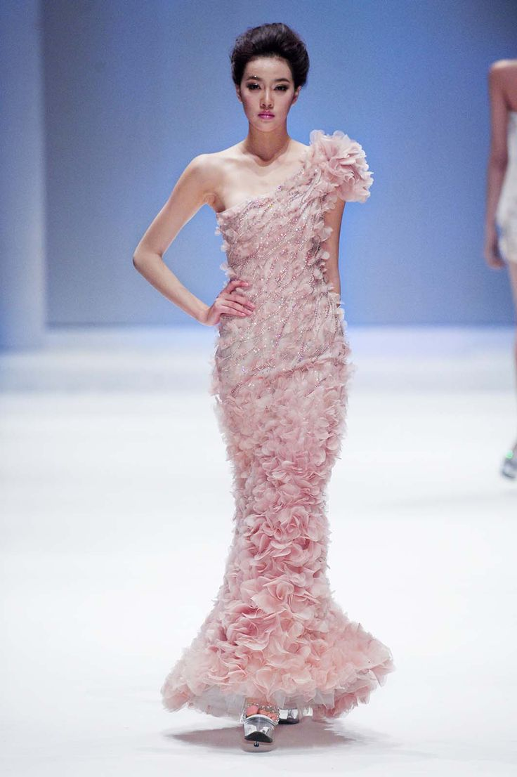 13 best Birnbaum & Bullock Couture Runway Spring 2013 images on ...