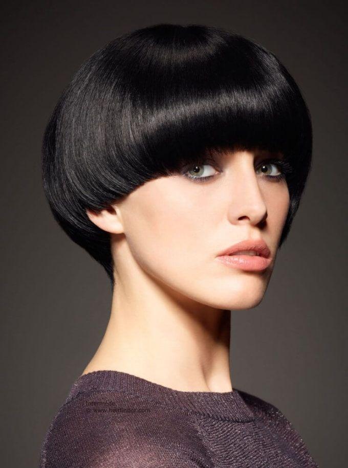 Liczba Pomys Temat Mushroom Haircut Pintere Cie