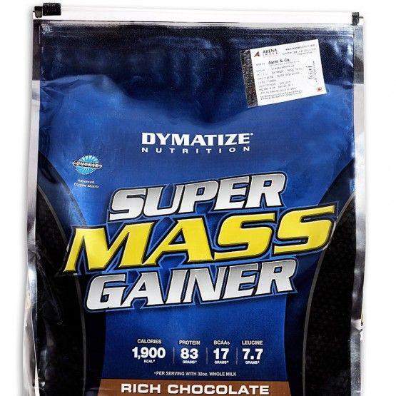 #bodybuilding #suplemen DYMATIZE SUPER MASS GAINER 12 LBS NEW PACKAGING