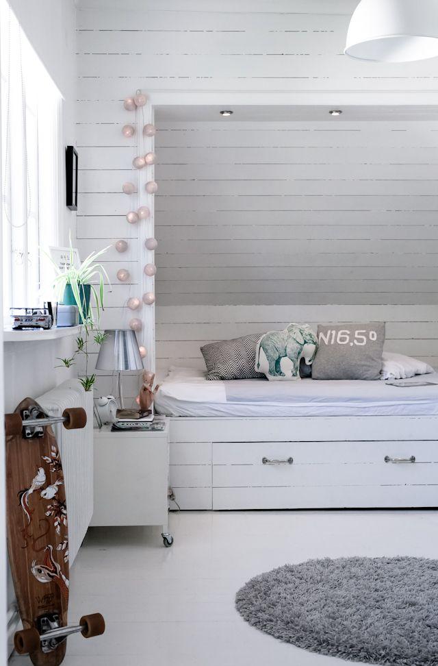 Kids Bedroom Nook 81 best bed-nook obsession images on pinterest | bed nook, home