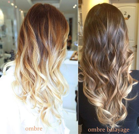 Balayage Highlights and Balayage Ombre for Spring 2014 Balayage ombre hair color looks