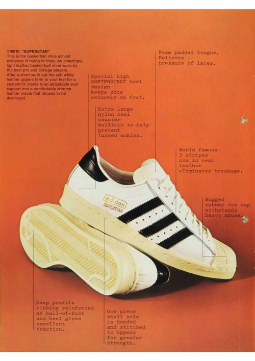 The adidas Originals Superstar was originally handmade at a small family  run factory in the east of France. Few of these original shoes remain today  and are ...