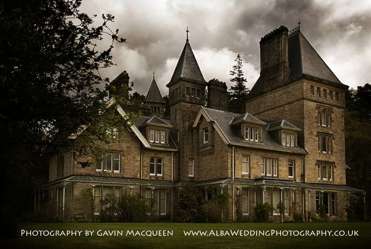 Ardtornish Estate House, Morvern by Oban, Argyll  Photography by Gavin Macqueen.