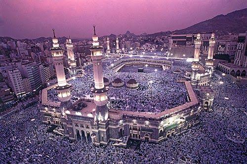 The city of Mekkah