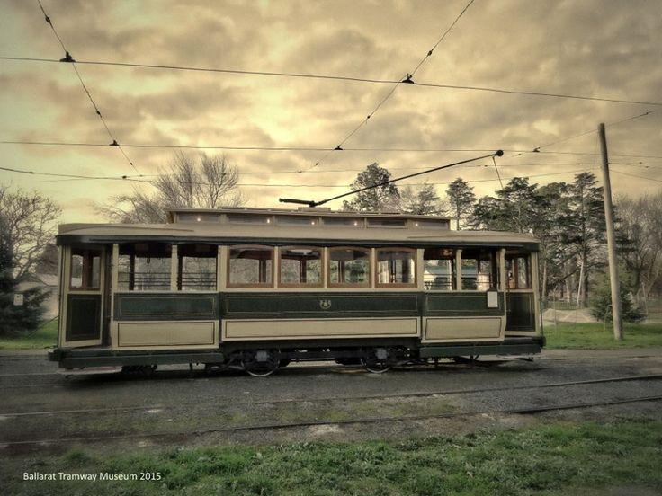 Tram 27 in 2015