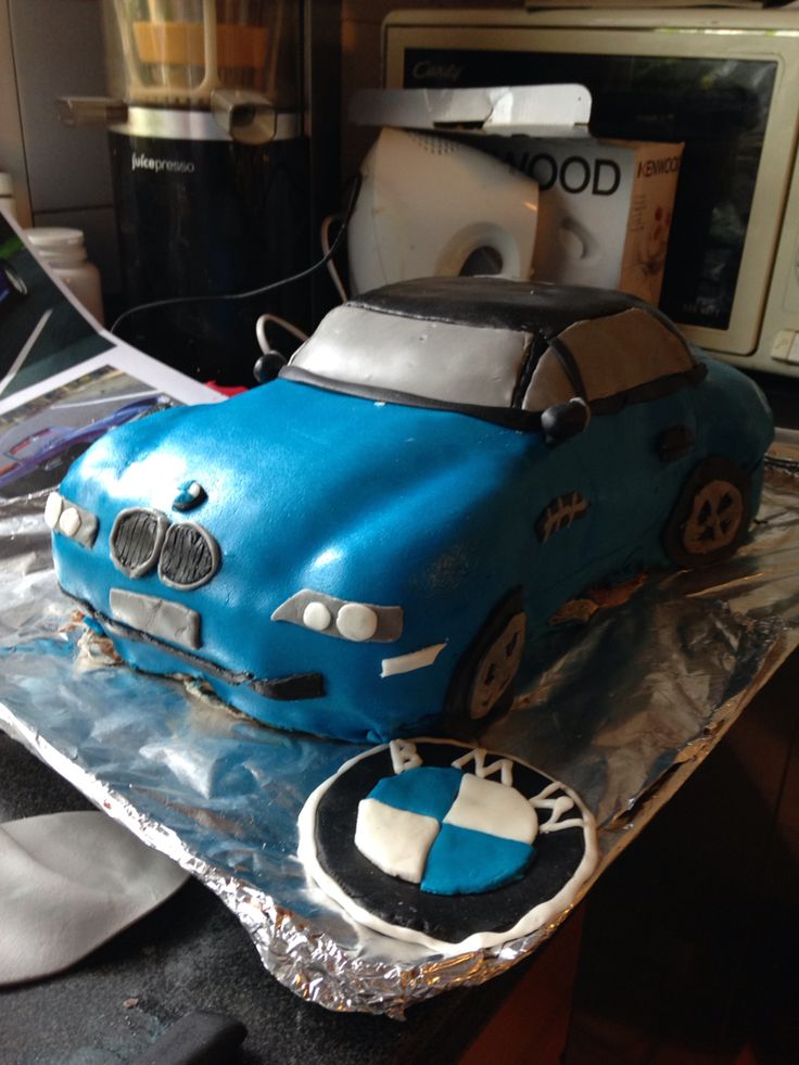 Torta BMW
