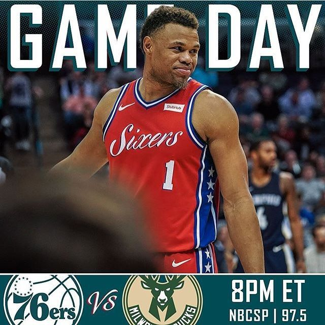 After a crushing loss to the Thunder last night the Sixers took a red-eye and will take on the Milwaukee Bucks tonight. The young Bucks are 3-0 since firing ex-coach Jason Kidd and are hungrier than ever. Joel Embiid's status took a turn of events to the dismay of all Sixers fans and he will not be playing tonight. - It's gonna be tough to win without Joel and I honestly don't think we can do it with all the injuries we have. But you gotta try right? - Score predictions?…