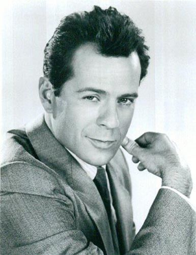 Formative influence and my first crush: Bruce Willis in Moonlighting