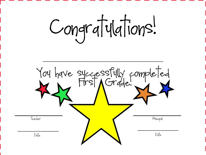 26 best HS- Certificates  Awards images on Pinterest Award - congratulations award template