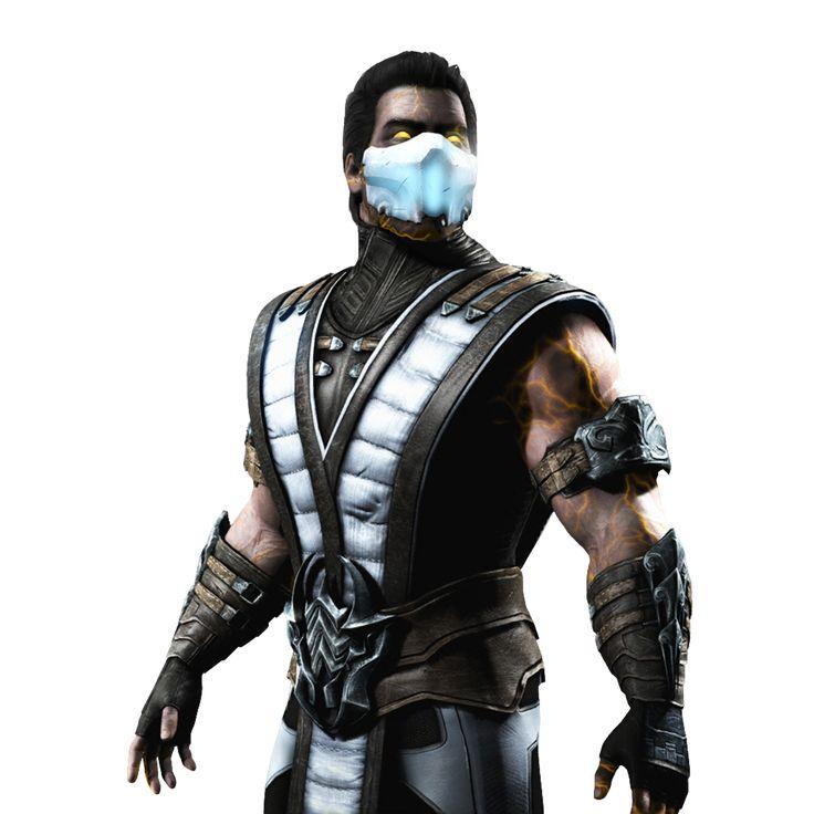 Mortal Kombat X (iOS) - Sub-Zero [Render 7] by WyRuZzaH on DeviantArt