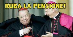 il popolo del blog,notizie,attualità,opinioni : SCANDALO BAGNASCO: 3000 EURO DI PENSIONE PER 4 ANN...