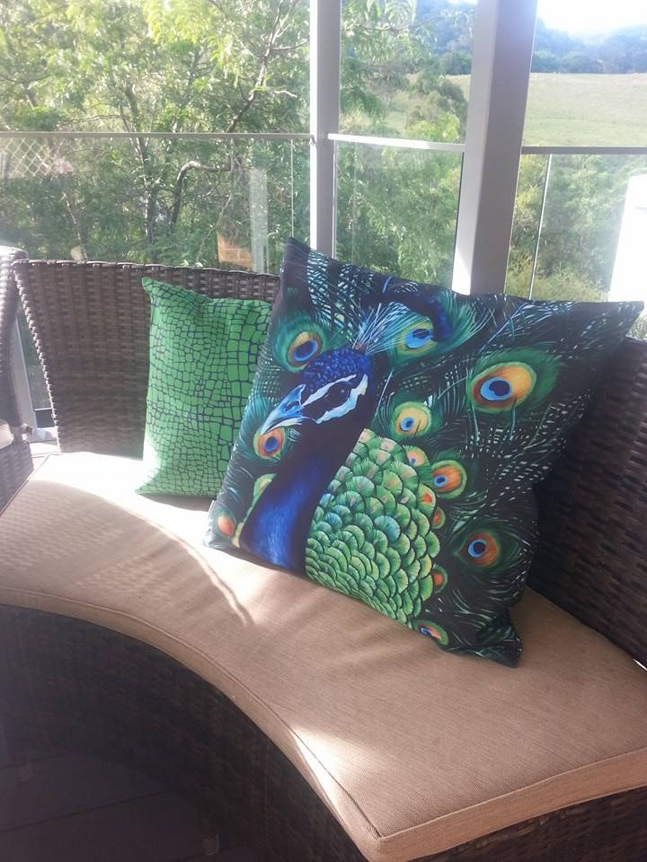 Do you already have these lovable cushion covers in your home interior? Get them now! http://www.sunburstoutdoorliving.com