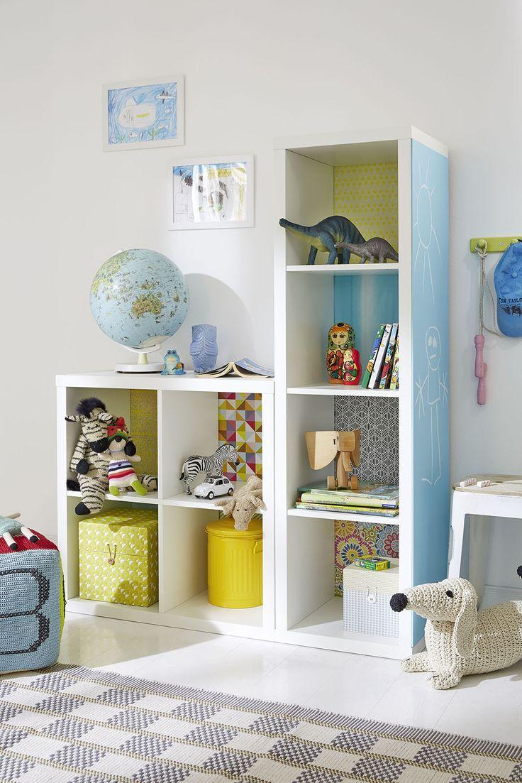 Personalizzare i mobili della camera dei bambini